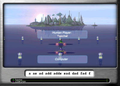 Racing Sculls Game