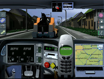 Tow Truck: Tow Truck Video Games
